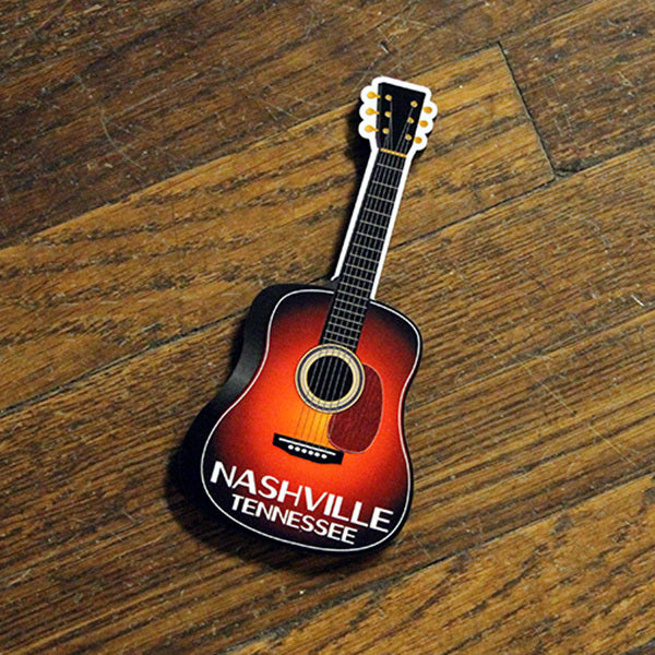 Loveless Cafe Nashville TN Guitar Magnet