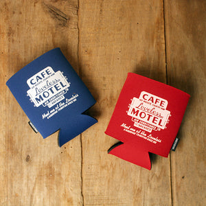 Loveless Cafe Koozie Collapsible Can Cooler