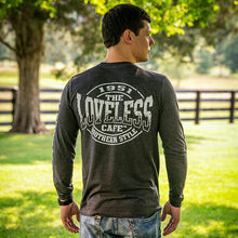 Load image into Gallery viewer, Loveless Cafe Southern Style Long Sleeve T-Shirt