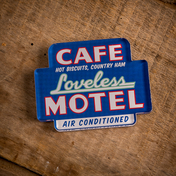 Loveless Sign Magnet