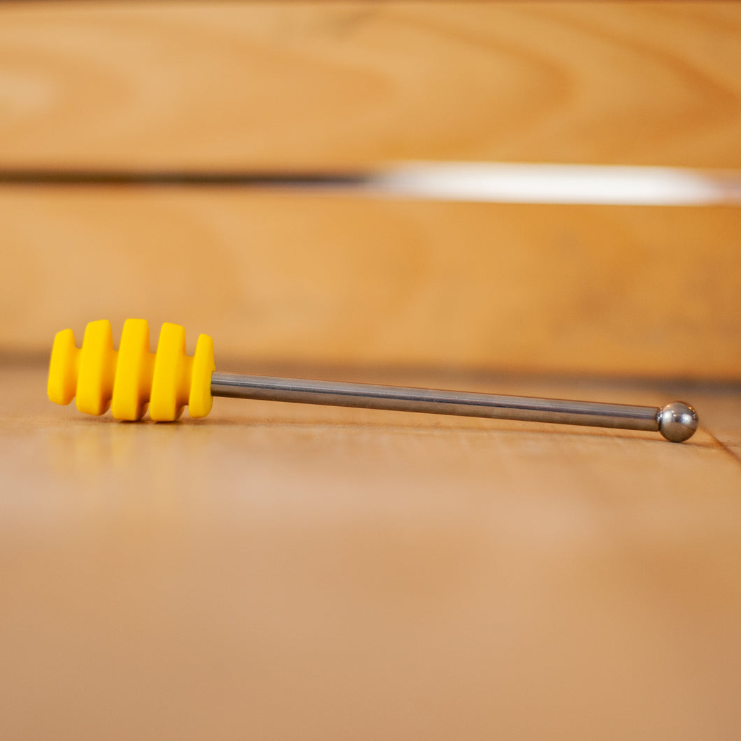 Stainless Steel Honey Dipper