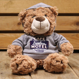 Motel Sign Bear