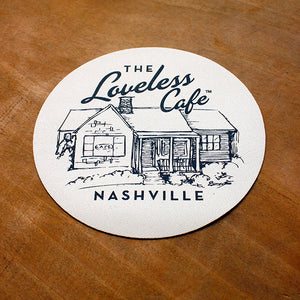 Loveless Cafe Illustration Jam Jar Opener