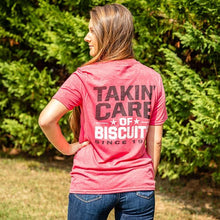 "Load image into Gallery viewer, Loveless Cafe ""Takin Care of Biscuits"" Tee Shirt"