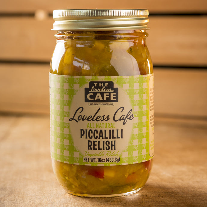Loveless Cafe Old-Fashioned Piccalilli Relish