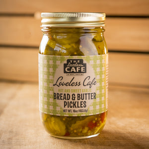 Garlic Bread and Butter Pickles