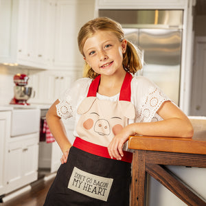 Loveless Cafe Child's Piggy Apron