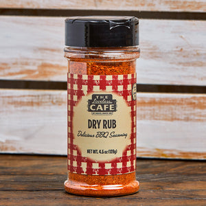 Loveless Cafe BBQ Dry Rub Seasoning