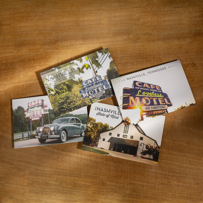 Loveless Cafe Nashville 4x6 Postcards