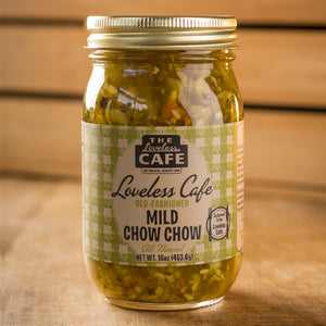 Loveless Cafe Mild Chow Chow Relish