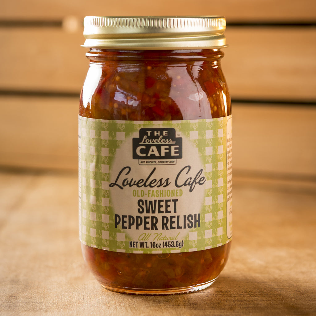 Loveless Cafe Old-Fashioned Sweet Pepper Relish