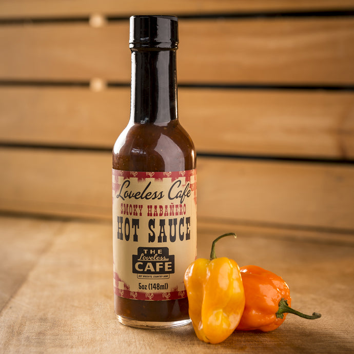 Loveless Cafe Smoky Habanero Hot Sauce