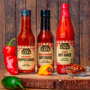 all natural hot sauce gift basket