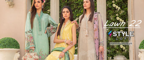 3Piece Lawn Collection