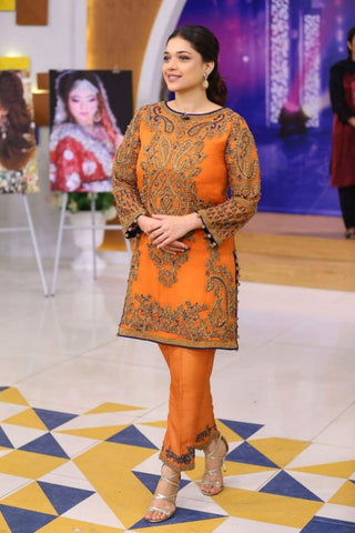 agha noor collection 2018