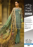 STYLE LOFT.PK Al-Nisa Embroidered Chiffon Collection 2019 Unstitched 3 Piece Suit- Wedding Edition