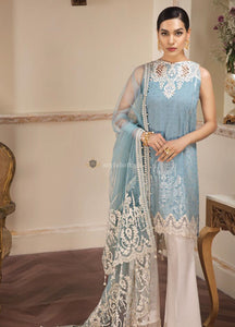 Anaya by Kiran Chaudhry Embroidered Lawn 3Pc Suit AKC19L-15