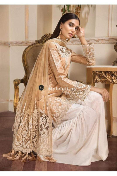 Anaya Luxury Lawn Collection 2019 Unstitched 3 Piece Suit -15A-Dione