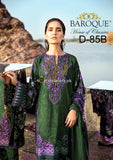 Baroque 3Piece Unstitched Lawn Collection 2019 BR-LW1907