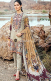 Baroque Lawn Collection 2019 Embroidered 3Pc BR-1801