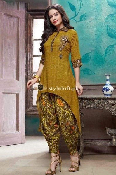 STYLE LOFT.PK Celebrity Spotted Lawn Collection 2019 - 2Piece Embroidered Suit