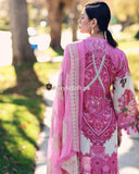 Charizma Spring Summer Lawn Collection 2019 3 Piece Suit CK-19