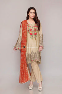 Chinyere Spring Summer Lawn Collection 2019 3 Piece Suit