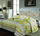 D-644 Premium Cotton King Bedsheet