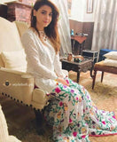 Hina Altaf Embroidered Lawn Collection 2Pc Celebrity Suit