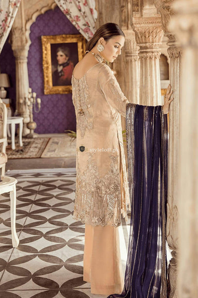 STYLE LOFT.PK Imrozia Kaavish-e-Musavvir Collection'19 Unstitched 3PC Suit - Grandeur Ecstasy