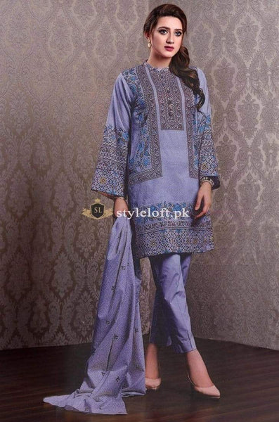 STYLE LOFT.PK Kayseria Spring/ Summer Lawn Collection 3Piece Suit C2607-B