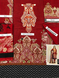 Khaadi Winter Collection-2018 vol.1 KH-18403 Red