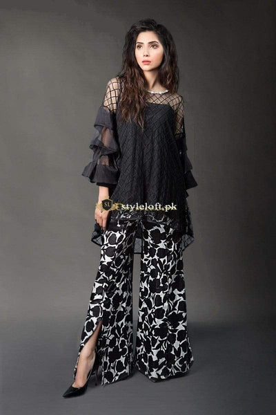 STYLE LOFT.PK Latest Pakistani Party Wear Dress for Women by Maria B