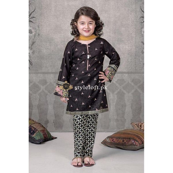 Maria.B Kids 2Piece MKD-04-Black