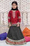 STYLE LOFT.PK Maria B Kids Collection Lawn Embroidered Two Piece Suits MKD-230