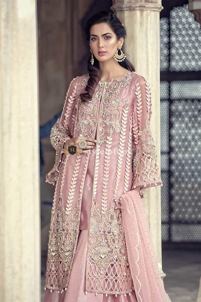 Maria B Spring & Summer Lawn Collection 2019 MB-007