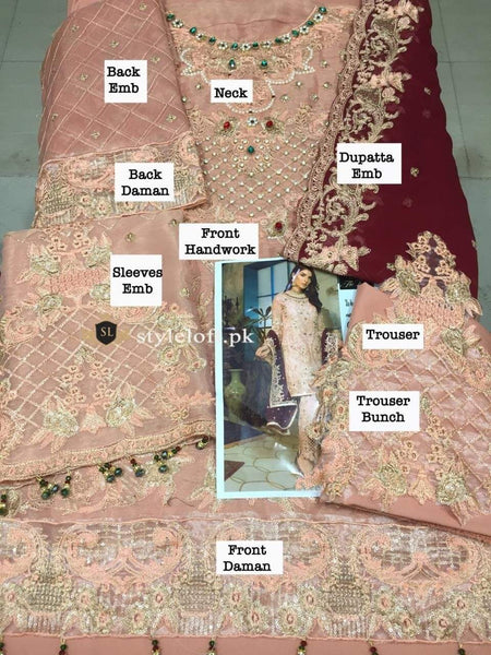 STYLE LOFT.PK NEW COLLECTION ** ELAF bridal ***