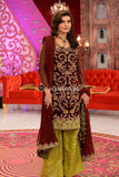 Nida Yasir Embroidered Lawn Collection 3Pc Celebrity Suit