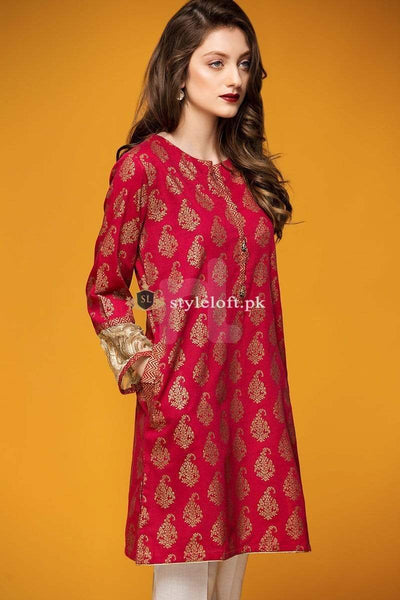 STYLE LOFT.PK Nishat Linen Ready to Wear Collection Lawn Unstitched 2 Piece Suit 19LW18