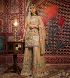 Nomi Ansari Embroidered Chiffon Collection 2019 Unstitched 3 Piece Suit