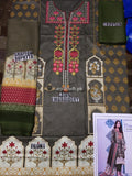 Orient Lawn Unstitched Embroidered 3Pc Dress OTL-1901A
