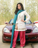 Sana Javed Embroidered Lawn 2Pc Shirt & Trouser