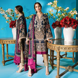 Sana Safinaz Winter Collection2018 SS-2-B