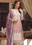 Serene Premium Embroidered Chiffon Unstitched 3 Piece Suit- Festiva Collection