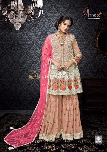Shree Fabs Designer 3Piece D-6041