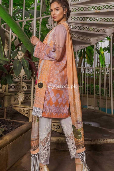78d878eff6 PK Sobia Nazir Lawn Collection 2019 with Silk Duppata 3Piece Suit SN- ...