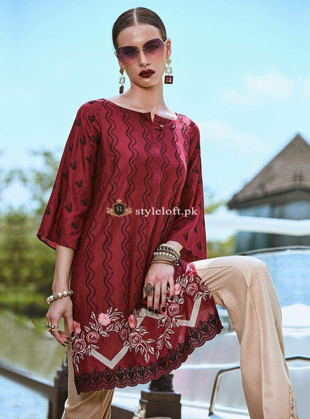 STYLE LOFT.PK Tahra by Zainab Chottani Formal Pret Dress Eid Collection 2019
