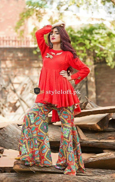 Zahra Ahmed Fashion Mystery 2Piece