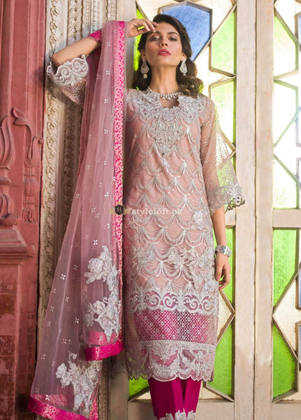 Zainab Chottani Wedding Collection 2019- BLUSH AMOUR