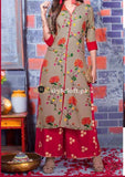 Styleloft.pk Anarkali Lawn Collection 2020-2Piece Unstitched Suit 2 PIECE
